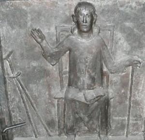 Mönch Hermann, der Lahme